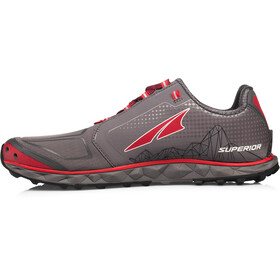 Altra Superior 4 Chaussures de trail Homme, gray/red